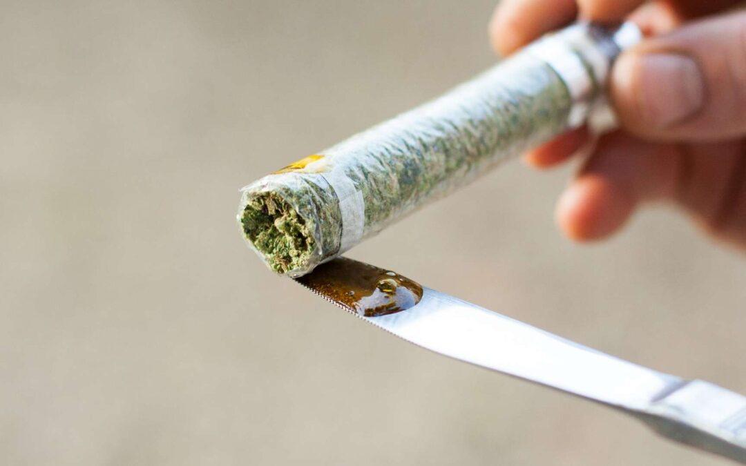 Types de concentrés de cannabis