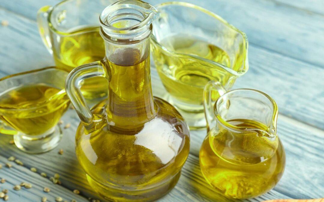 Les différentes huiles de cbd